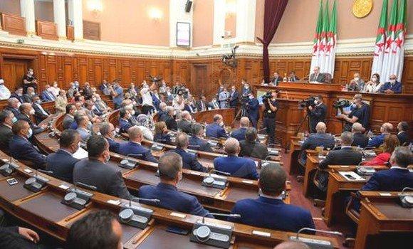 نواب المجلس الشعبي الوطني